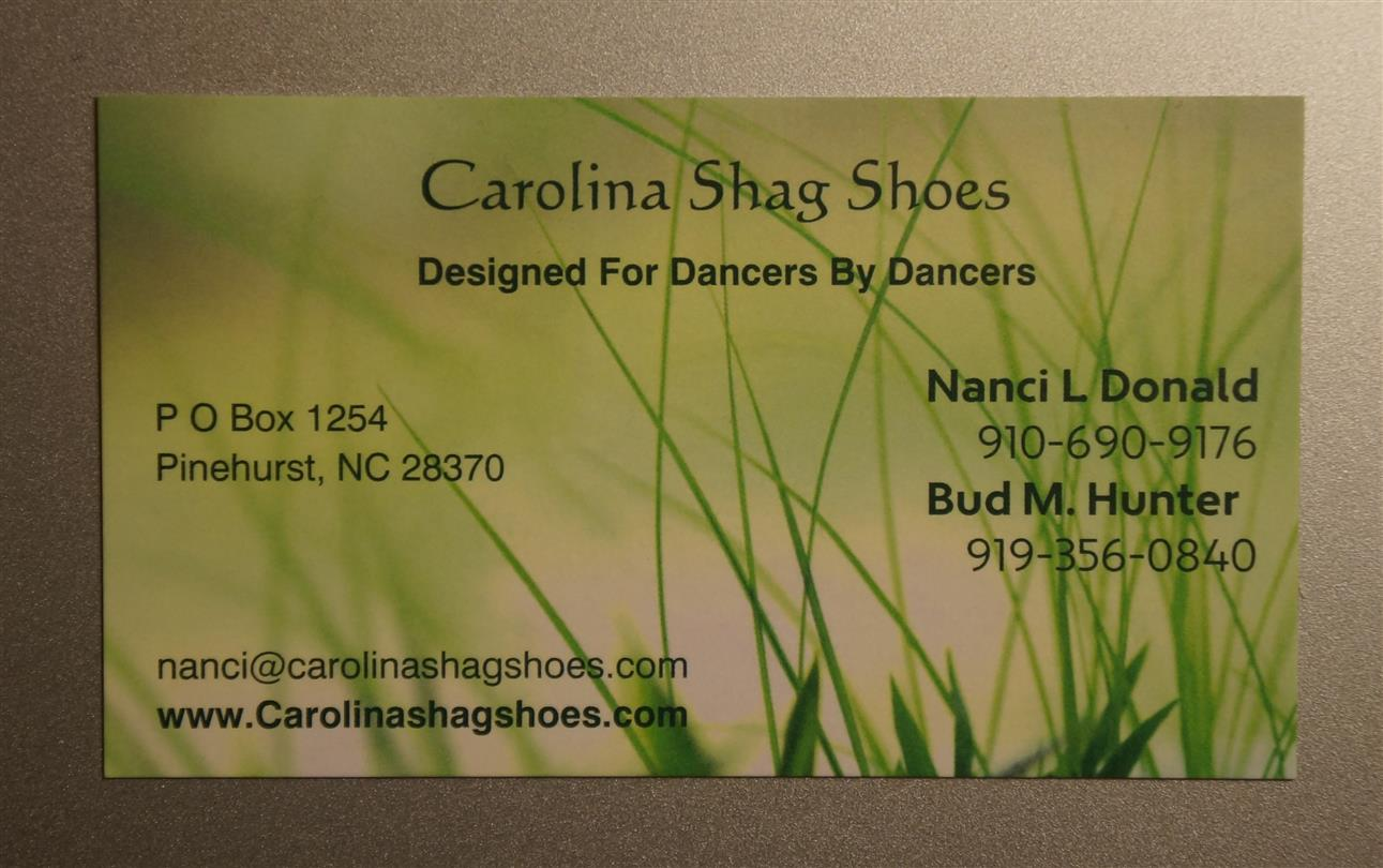 Carolina Shag Shoes